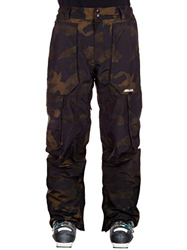 Armada Local Insulated Pants - Brown Camo-XL by Armada