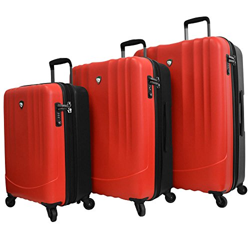 mia-toro-polipropilene-hardside-spinner-3-piece-set-red-one-size