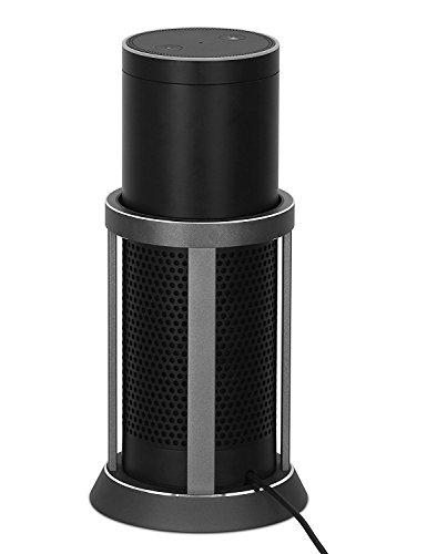 Aluminum speaker Dock Enhanced Strength Stability