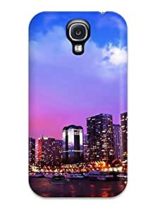 Perfect Fit TFTflbc2977jNRTx City Of Paris Case For Galaxy - S4