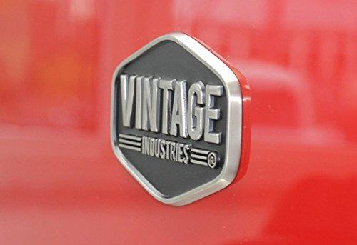 Vintage Industries Kühlschrank : Vintage industries mini retro kühlschrank miami in rot
