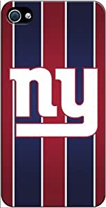New York Giants NFL Case For Ipod Touch 4 Cover Case v17 3102mss