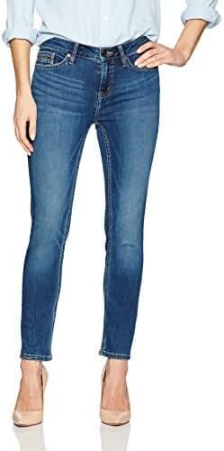 Calvin Klein Jeans Women's Ankle Skinny Jean Flexible Blue Wash