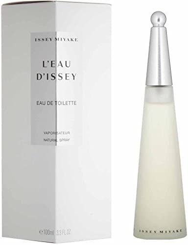 L eau De Issey By Issey Miyake For Women Eau De Toilette Spray 3.3 Oz 100 ml