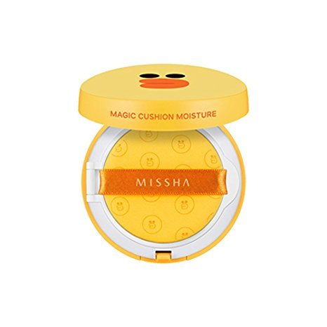 [Missha] M Line Friends Edition Magic Cushion Moisture Special Package #No. 23