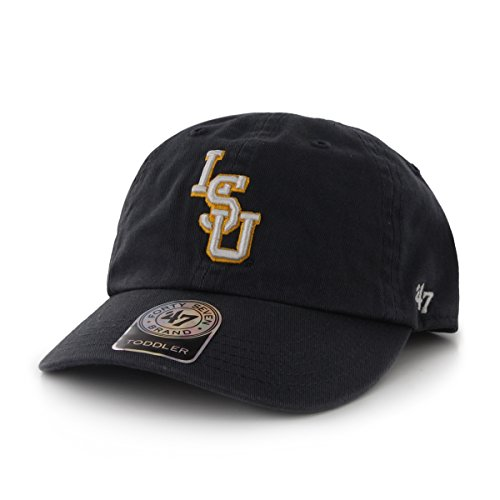 - NCAA Louisiana State (LSU) Tigers '47 Clean Up Adjustable Hat, Navy, One Size