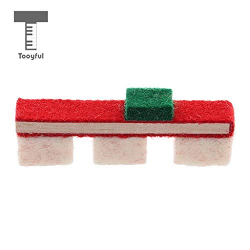 DDV-US - Soft Spinet Piano Damper Head Felts Piano Repair Tool Parts for Pianist