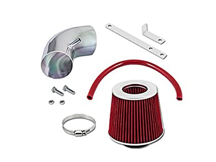 Amazon.com: High performance parts Short Ram Intake for 03 04 05 06 Chrysler Pt Cruiser Turbo 2.4l L4 Sr-cr2 with Red Filter1: Automotive