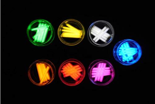 AdvancedShop 1pcs Trit Vials Tritium Multicolor Self-Luminous 15-Years 3x22.5mm (Purple) - http://coolthings.us