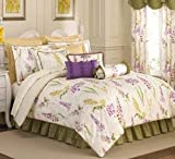 Colonial Williamburg Abigail 4-Piece Comfort Set, Queen