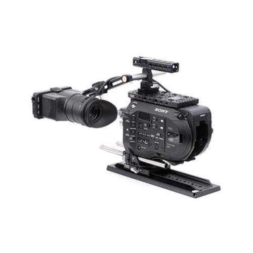 Wooden Camera UVF Mount for Sony PXW-FS7 Camera, No Clamp by Wooden Camera (Image #3)