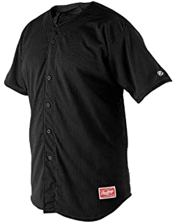 81f8f2680 Champion LIFE Men s Prospect Baseball Jersey at Amazon Men s ...