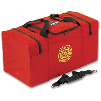 8d87b983c163 Ergodyne Arsenal 5060 Firefighter Combo Step-In Turnout Gear Bag with  Removable Shoulder Strap