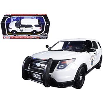 Amazon.com: Ford Crown Victoria Policia Interceptor, los ...