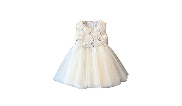 41de1aacb1a8 Amazon.com  Feitong Kid Girls Princess Rose Sequined Lace Tutu ...