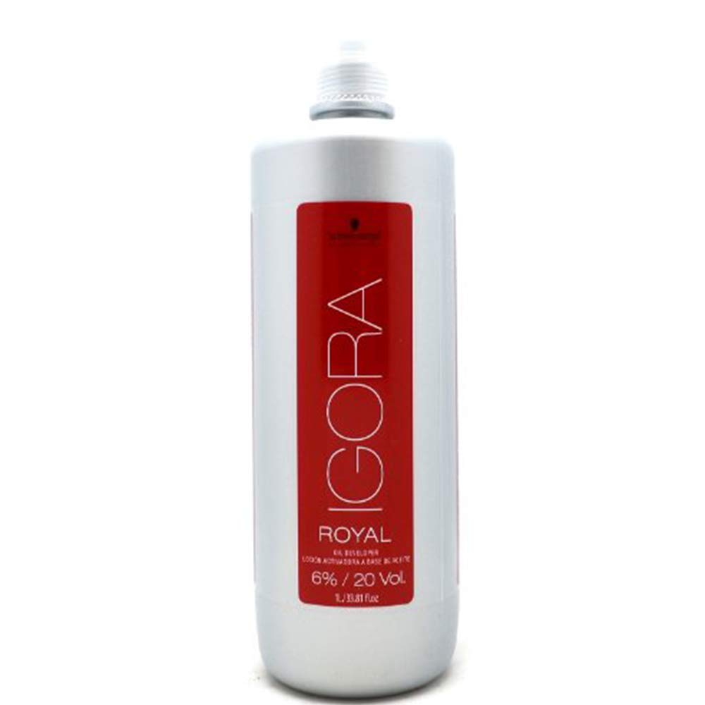 Schwarzkopf Professional Igora Royal Developer 6% / 20 Volume 33.8 oz