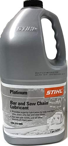 Stihl 0781 516 5005 Platinum Bar And Chain Lubricant, 1 Gallon