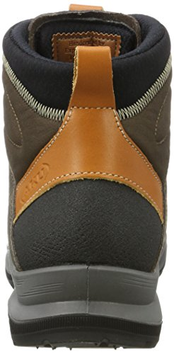 095 Zapatillas Marrón Val Adulto Unisex de Brown Senderismo Dark AKU La Plus RFwPtP