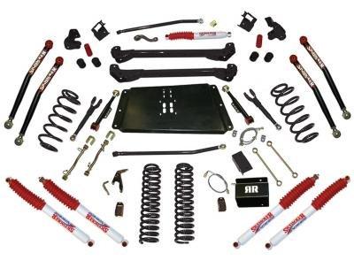 Skyjacker JKLL24F-SX Suspension Link Arm Kit - Pair