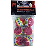 Mylec Mini Foam Ball (6-Pack)