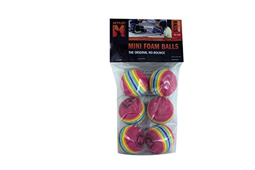 Mylec Mini Foam Ball (6-Pack) - Puck Hockey Mylec Foam