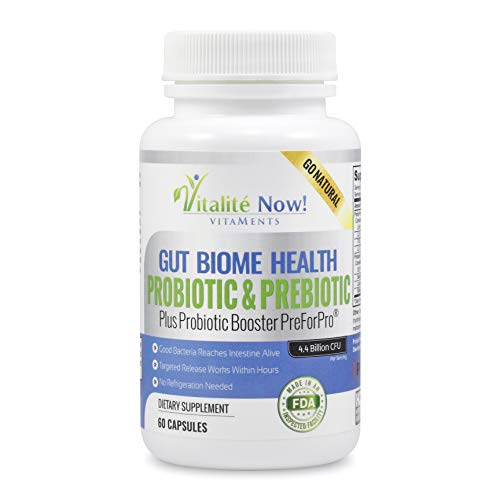 Premium Probiotic Plus Ultimate Prebiotic product image