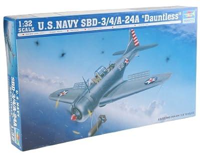 Trumpeter 1/32 SBD-3/4/A-24A Dauntless