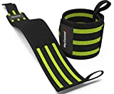 "Rip Toned Wrist Wraps 18"" Professional Grade with"