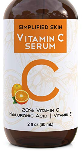 Organic Preservative Vitamin Serum Hyaluronic