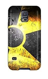 nazi diy Amanda W. Malone's Shop Hot 8882516K86721733 Premium Galaxy S5 Case - Protective Skin - High Quality For Radioactive
