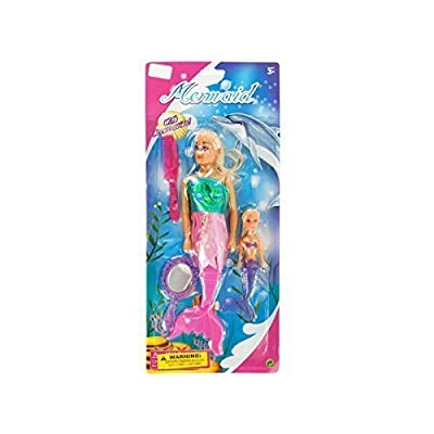 Kole Mermaids with Accessories Set: Toys & Games