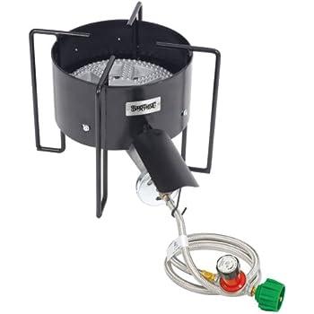 Amazon Com Bayou Classic Kab4 High Pressure Banjo Cooker Outdoor