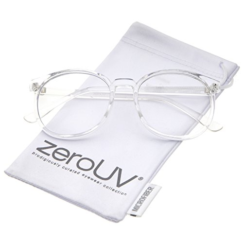 62aac6312ca4 zeroUV Classic Rimmed Clear Eyeglasses product image