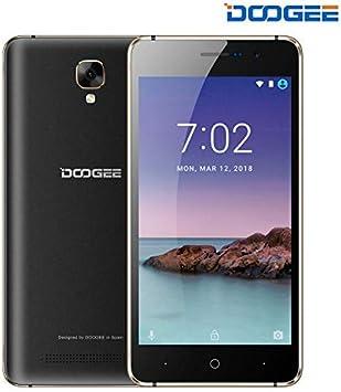 DOOGEE X10S Móviles y Smartphones Libres Android 8.1(Go Edition ...