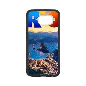 Samsung Galaxy S6 Cell Phone Case White Rio D2292876