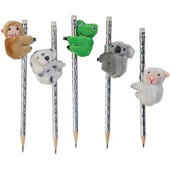Amazon.com: Fuzzy Koala Pencil Hugger, 48 count: Toys & Games