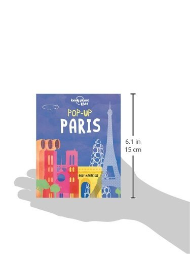 pop up paris lonely planet kids for. Black Bedroom Furniture Sets. Home Design Ideas