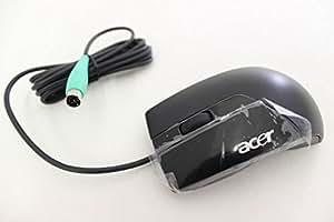 Acer PS2 Optical mouse - Ratón (PS/2, Oficina, Pressed buttons, Rueda, Óptico, PC/ordenador portátil)