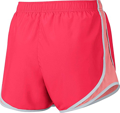 Women's Fusion Red Short Tempo Dry Sunblush Running NIKE Lt BwUdHd