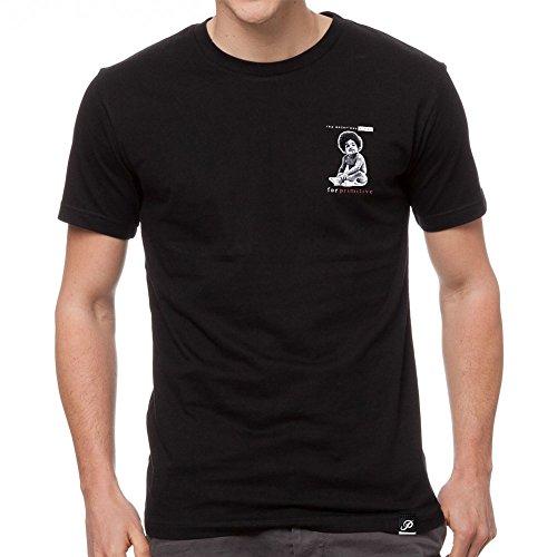 Primitive Men's x Biggie Baby SS T Shirt Black