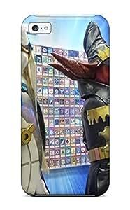 Logan E. Speck's Shop Defender Case For Iphone 5c, Yugioh Arc-v Arc Monsters Pattern