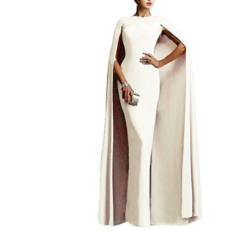 cape dress - 2