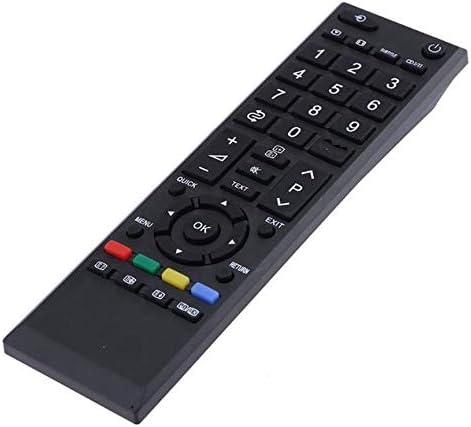 Peanutaso Universal Smart LED HD TV Remote Control Remoto en inglés para Toshiba: Amazon.es: Hogar