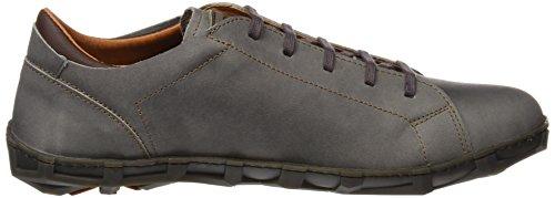 ART 0768 Olio Melbourne, Zapatos de Cordones Derby para Hombre Gris (Grey)