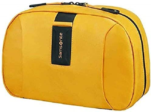 SAMSONITE Paradiver Light Yellow Toilet Kit Bolsa de Aseo 6.5 Liters 28 cm Amarillo