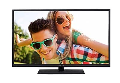"SCEPTRE X325BV-F 32"" LED Class 1080P HDTV with Ultra-Slim Metal Brush Bezel, MHL"