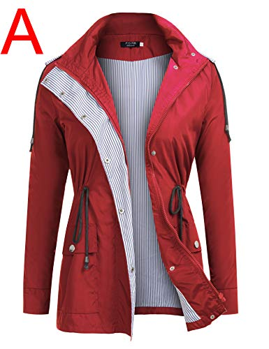 Buy ladies rain jacket