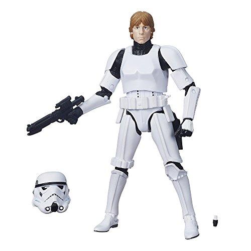 Luke Skywalker Stormtrooper Disguise - Star Wars The Black Series Luke Skywalker (Stormtrooper Disguise) 6 Inch Figure