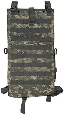 GSC Motorsports Military Hydration Carrier Pouch 3 Litter W Shoulder Straps ACU