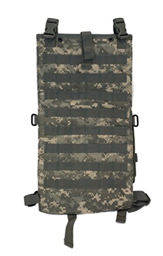 GSC Motorsports Military Hydration Carrier Pouch 3 Litter W/Shoulder Straps ACU ()
